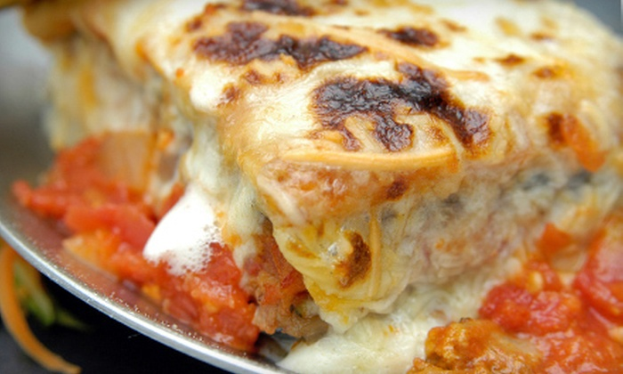 Mike's Place - Coraopolis: $8 for $16 Worth of Italian-American Fare at Mike's Place in Leetsdale