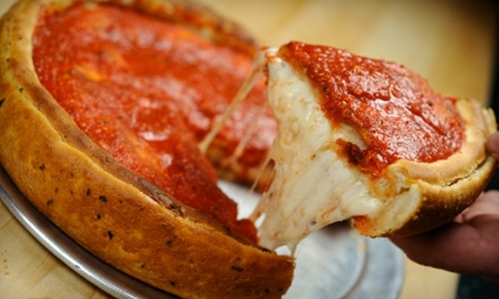 Mancuso's Pizza - Multiple Locations: $10 for $20 Worth of Italian Fare at Mancuso's Pizza