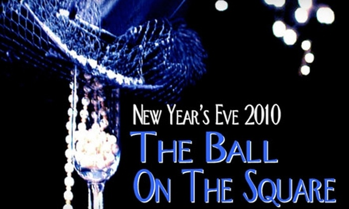 The 20th Century Theater - Oakley: $10 for One Ticket to the 20th Century Theater's Ball on the Square New Year's Eve Event ($20 Value)