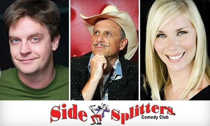 Side Splitters Comedy Club - Knoxville: $8 for Two Tickets to Side Splitters Comedy Club