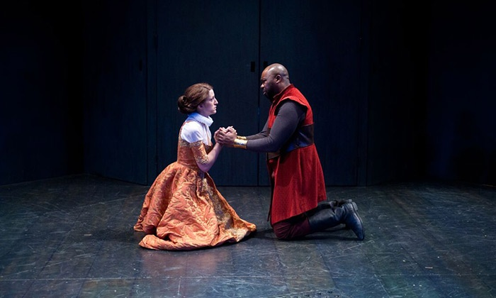 """""""Othello"""" - Alaska Center for the Performing Arts Sydney Laurence Theatre: Perseverance Theatre Presents Shakespeare's """"Othello"""" on October 28 or 30 at 7:30 p.m."""