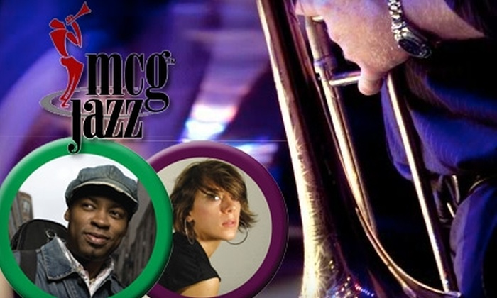 MCG Jazz - Pittsburgh: $22 for One Ticket to Lionel Loueke Trio & Gretchen Parlato Band on Friday, March 26, at 9:30 p.m. at the MCG Jazz Hall ($42.50 Value)