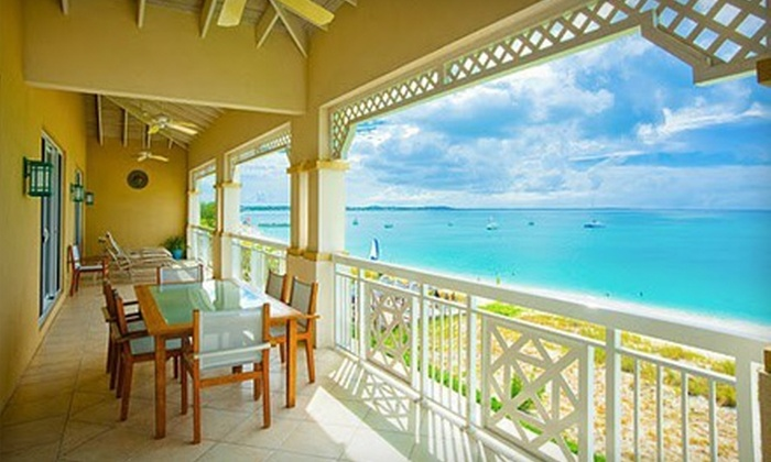 Alexandra Resort - Tampa Bay Area: $653 for Three Nights and Four Days in the Caribbean at The Alexandra Resort in Turks and Caicos ($1,306.80 Value)