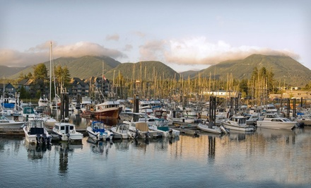 1-Night Stay for Two Adults and Up to Two Children in a 1-Bedroom Luxury Suite - Water's Edge Resort in Ucluelet