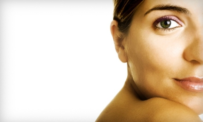 L Spa Modern - Fort Wayne: $15 for a Sunless or Nex-Gen Tanning Session at L Spa Modern ($30 Value)