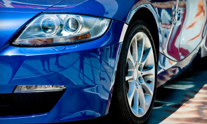 MP3 Interface - Roseville: Auto-Detailing Packages at MP3 Interface (Up to $297 Value)
