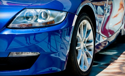 1 Auto-Detailing Package (a $99 Value) - MP3 Interface in Maplewood