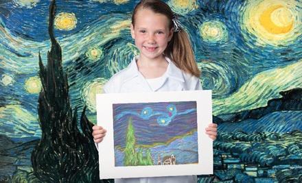 Fibo Kids Art Academy - Fibo Kids Art Academy in Yorba Linda