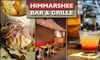 Himmarshee Bar & Grille - Sailboat Bend: $20 for $45 Worth of American Cuisine at Himmarshee Bar & Grille