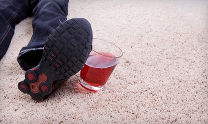 Major Floor Care - Millenia: $65 for a Two-Room Carpet Cleaning from Major Floor Care (Up to $180 Value)
