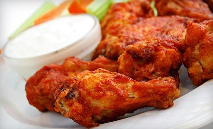 $30 Groupon for Groups of Two or More - The Hearsay Bar & Grille in New London