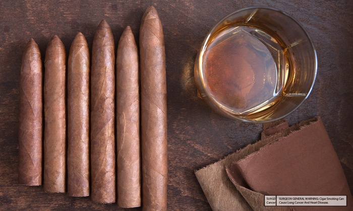 Stogies World Class Cigars - Great Uptown: Cigars and Accessories at Stogies World Class Cigars (50% Off). Two Options Available.