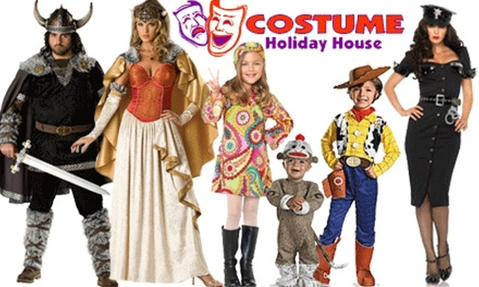 Costume Holiday House - Columbus: $15 for $30 Worth of In-Store Merchandise at Costume Holiday House