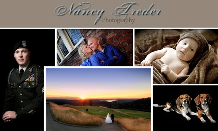 Nancy Treder Photography - Wallingford: $40 Portraits from Nancy Treder Photography ($150 Value)