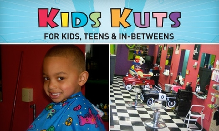 Half Off Kids Haircut In Everett Kids Kuts Groupon