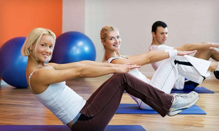 Beyond Pilates Studio - Lisle: Four Pilates or Eight Zumba Classes at Beyond Pilates Studio in Lisle (Half Off)