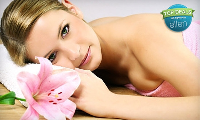 Amadeus Spa & Salon - Pasadena: One or Three 60-Minute Spa Massage Packages with Tea and Cookies at Amadeus Spa & Salon in Pasadena (Up to 61% Off)
