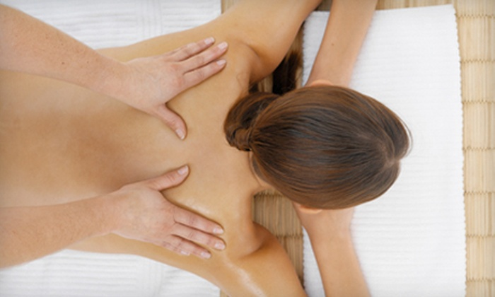Spa Escape - Temecula: Massage and Foot Scrub or Pomegranate Facial at Spa Escape in Temecula