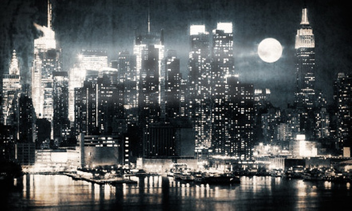 On Cruises - Kips Bay: $15 for a New York Halloween Cruise on the Hudson from On Cruises ($30 Value)