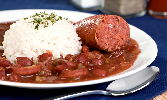 Bernard's Creole Kitchen - South San Antonio: $11 for $20 Worth of Cajun Food and Drinks at Bernard's Creole Kitchen