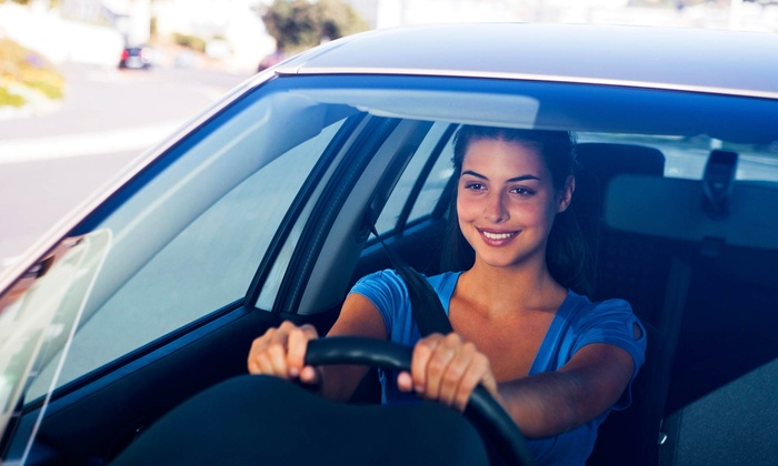 Safe Auto Glass - Washington DC: $29 for $100 Toward Mobile Windshield Replacement from Safe Auto Glass