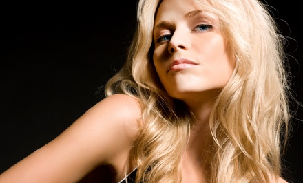Hair Services at BodyWorks Salon & Spa (Up to 70% Off). Three Options Available.