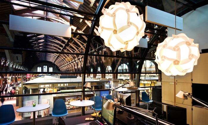 Creative Lights - Springfield: Medium or Large LuvALamp at Creative Lights (Half Off)