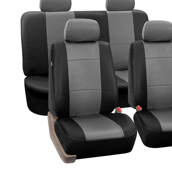 Up To 52 Off On Full Set Of Car Seat Covers Groupon Goods