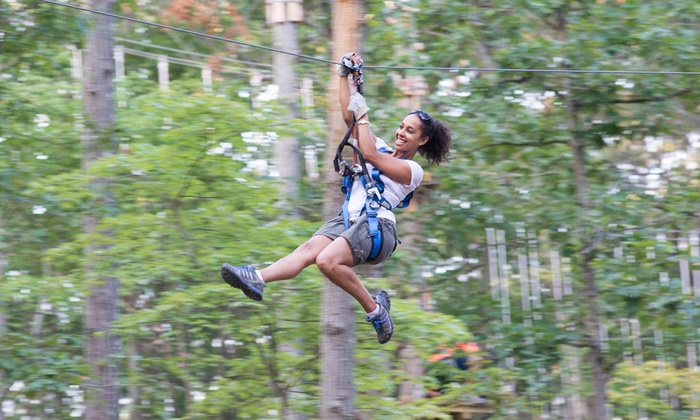 The Adventure Park At Heritage Museums And Gardens In Sandwich Ma Groupon