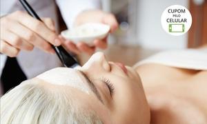 Meo Esthetic: Meo Esthetic – Pinheiros: miniday spa com limpeza de pele, máscara de ouro e massagem (opção de esfoliação)
