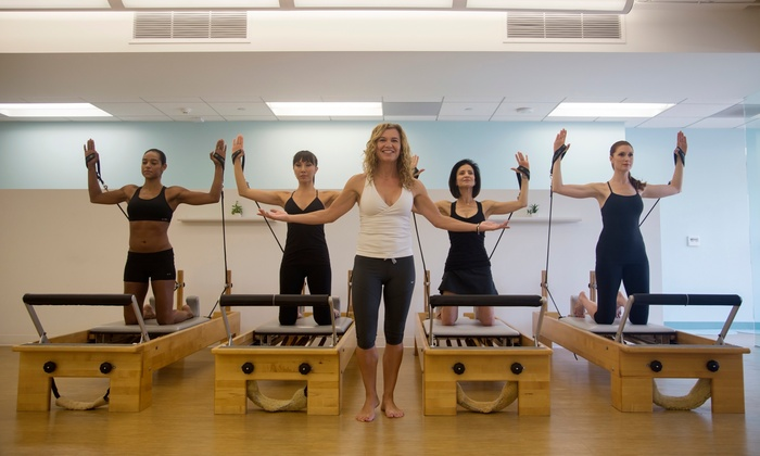 Bodyline Pilates Studio - Beverly Hills: Three or Five Small-Group Pilates Sessions at Bodyline Pilates Studio (Up to 67% Off)