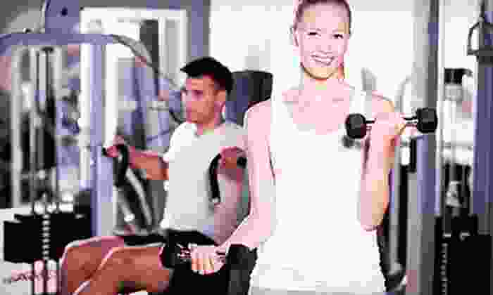 Spectrum Athletic Clubs - Multiple Locations: 10 One-Day Gym Visits with Optional Personal Training at Spectrum Athletic Club (Up to 80% Off)