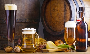 Bar Academy 101: Two-Hour Craft-Beer Tasting for One, Two, Four, or Six at Bar Academy 101 (Up to 79% Off)