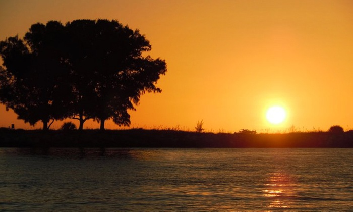 The Tropics Boat Tours - Clearwater: Sunset Celebration Cruise for Two from The Tropics Boat Tours (50% Off)