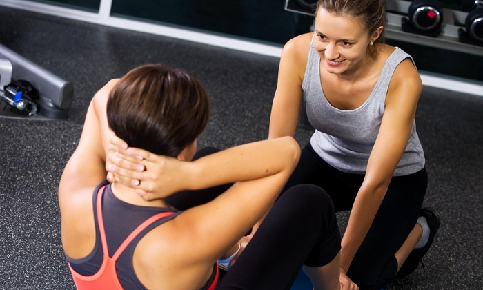 Omg! Fitness - Piedmont Triad: Two Personal Training Sessions with Diet and Weight-Loss Consultation from OMG! Fitness (70% Off)