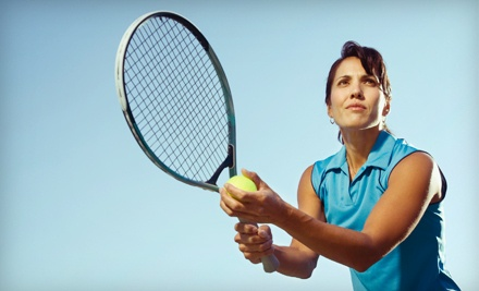 Synthetic Gut Tennis Racket-Restringing Service (a $30 value) - Boston Ski + Tennis in Westborough