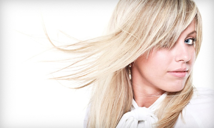 Linda Alfieri's Full Service Salon - Boca Raton: Haircut Packages at Linda Alfieri's Full Service Salon in Boca Raton (Up to 81% Off). Three Options Available.