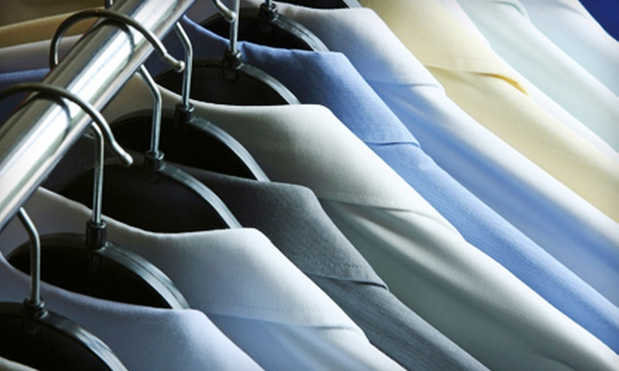 Tonka Cleaners - Cedar-Isles-Dean: Dry Cleaning or Comforter Cleaning at Tonka Cleaners (Up to 52% Off). Three Options Available.