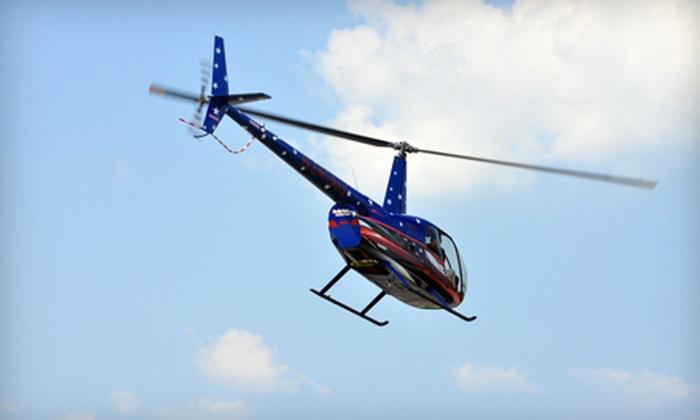 Lake Ozark Helicopters - Lake Ozark: $49 for Helicopter Tour of Lake of the Ozarks State Park from Lake Ozark Helicopters ($99 Value)