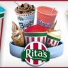 Half Off Italian Ice at Rita's