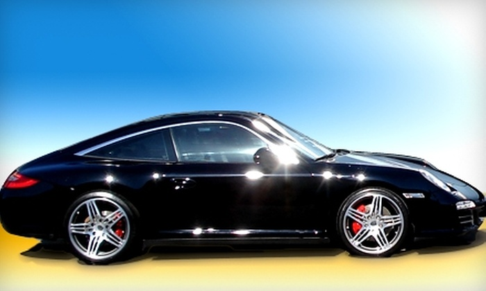 Extreme Clean - West Eugene: Car Wash or Detailing Services at Extreme Clean. Choose from Three Options.