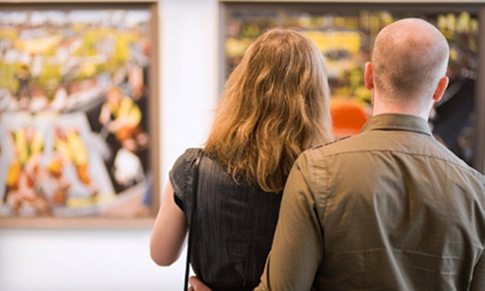 Chazen Museum of Art - Madison: $35 for a Family Membership Plus $20 Gift Shop Coupon at Chazen Museum of Art ($70 Value)