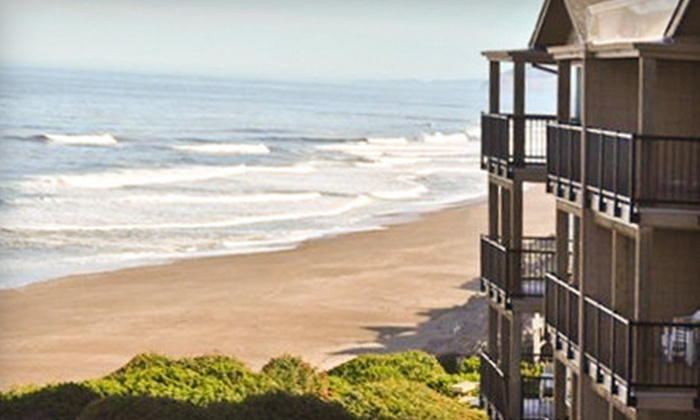 Cavalier Beachfront Condominiums - Northwest Corvallis: $110 for a One-Night Stay for Up to Four Guests at Cavalier Beachfront Condominiums in Gleneden Beach