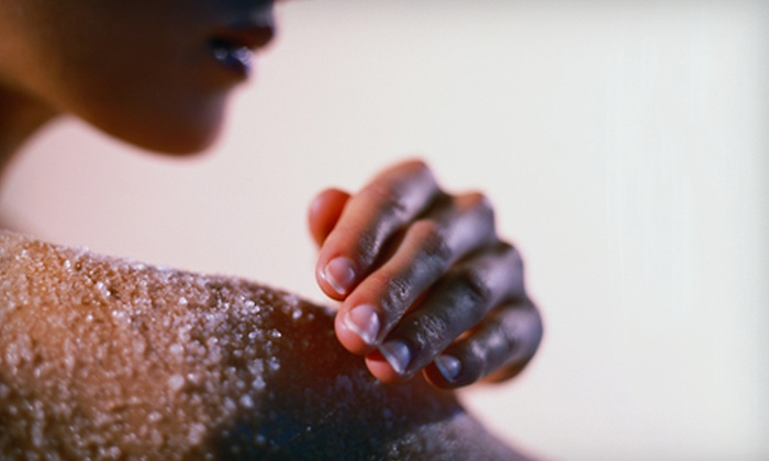 Spring of Life Health Spa - Semoran Business Center: $59 for a Spa Package with Swedish Massage, Salt Scrub, and Hot-Stone Facial at Spring of Life Health Spa ($127.50 Value)