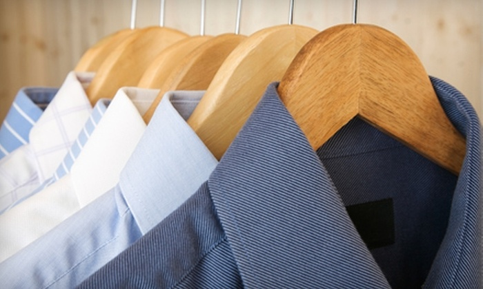 Knob Hill Cleaners - Multiple Locations: $20 for $40 Worth of Dry Cleaning at Knob Hill Cleaners