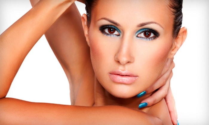 Bronz Tan at Silverado Point Spa & Salons - Pleasant Hill: One Spray Tan or One Month of Unlimited Bed Tanning at Bronz Tan at Silverado Point Spa & Salons (Up to 57% Off)