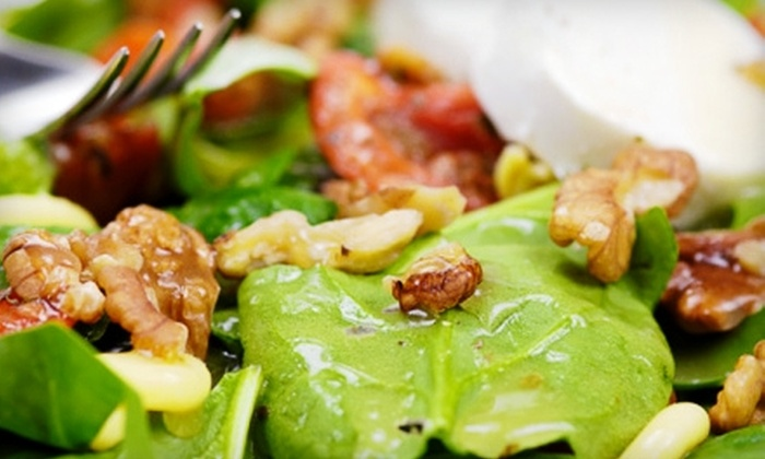 Cranberries Café - Goodrich: $14 for $30 Worth of American Cafe Fare and Drinks at Cranberries Café in Goodrich
