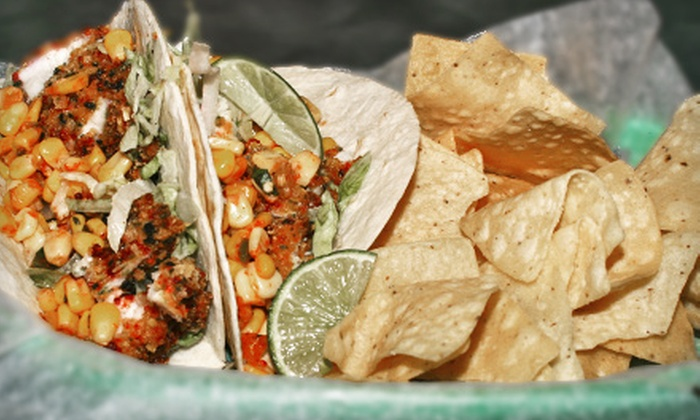 Three Amigos - Center: $5 for $10 Worth of Mexican Fare at Three Amigos in Manchester