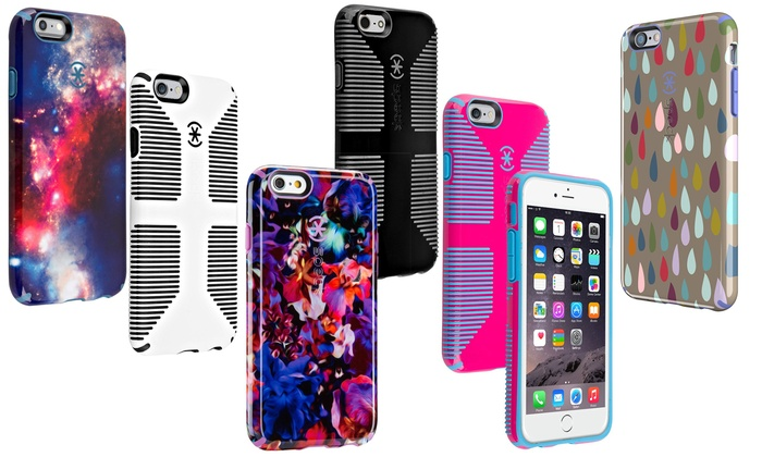 best sneakers 3530b 705f6 Speck CandyShell Case for iPhone 6/6s/6 Plus/6s Plus (Refurbished ...