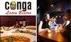 Conga Latin Bistro Minneapolis - Multiple Locations: $8 for $25 of Latin American Cuisine at Conga Latin Bistro
